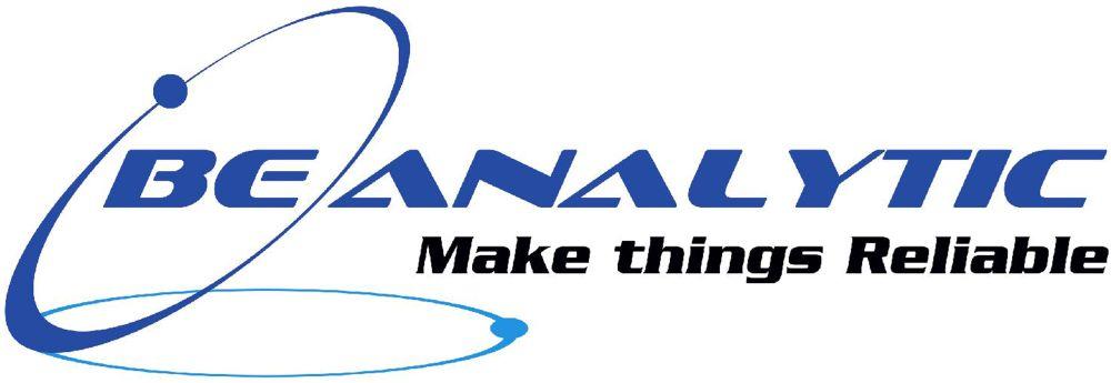 Be Analytic Logo