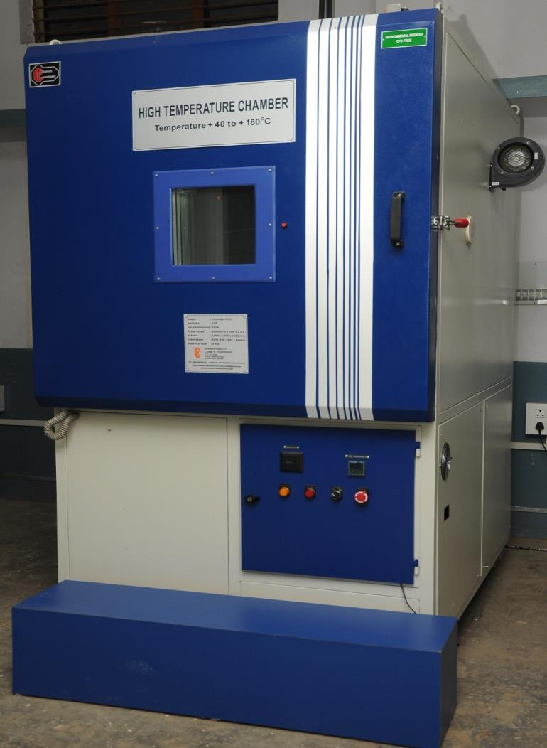 High-Temperature Chamber - BE Analytic