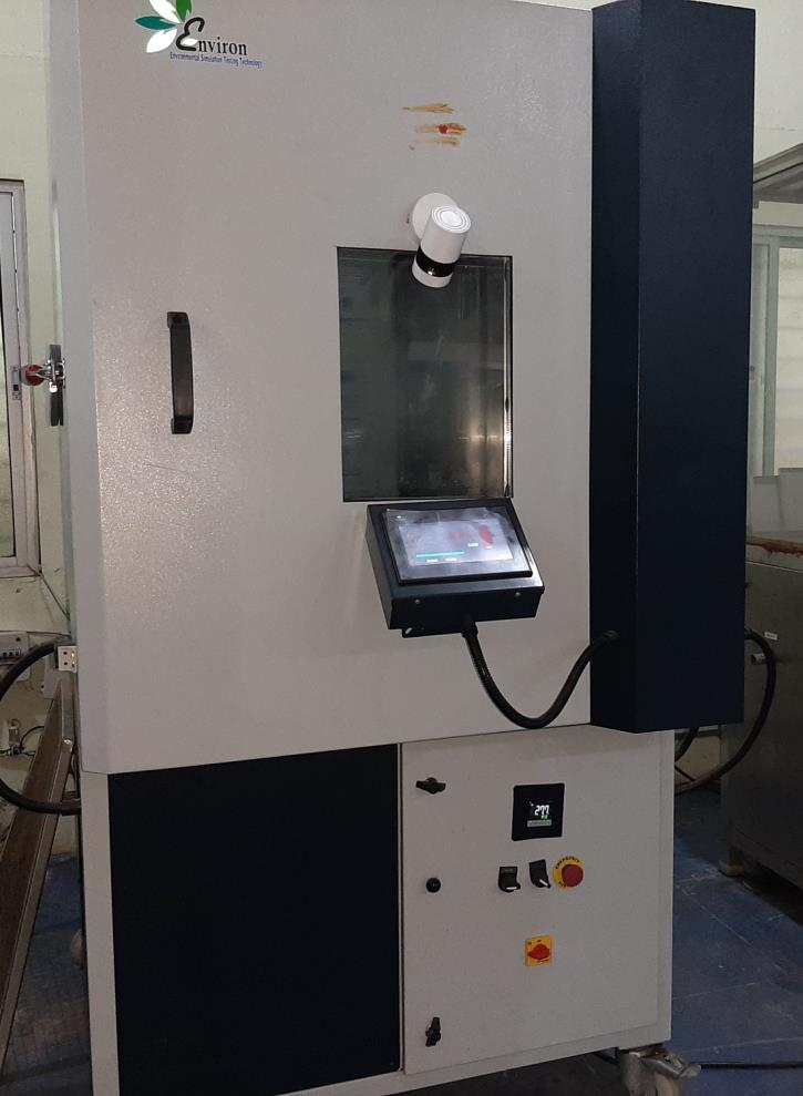 Hot Air Oven Chamber - BE Analytic