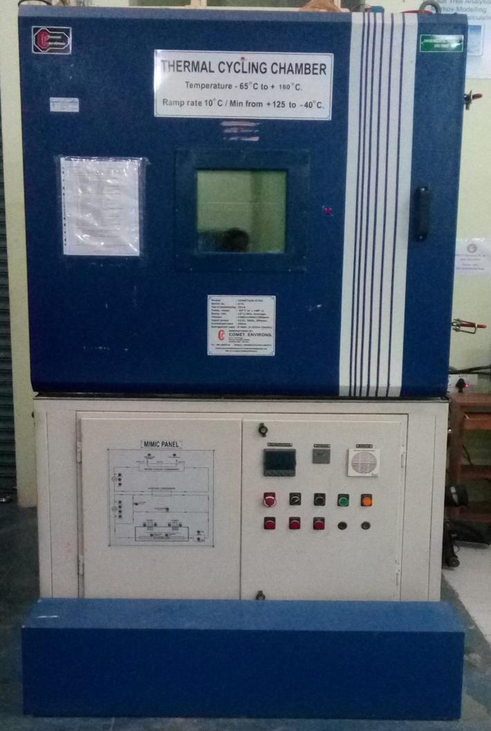 Thermal Cycling Chamber - BE Analytic