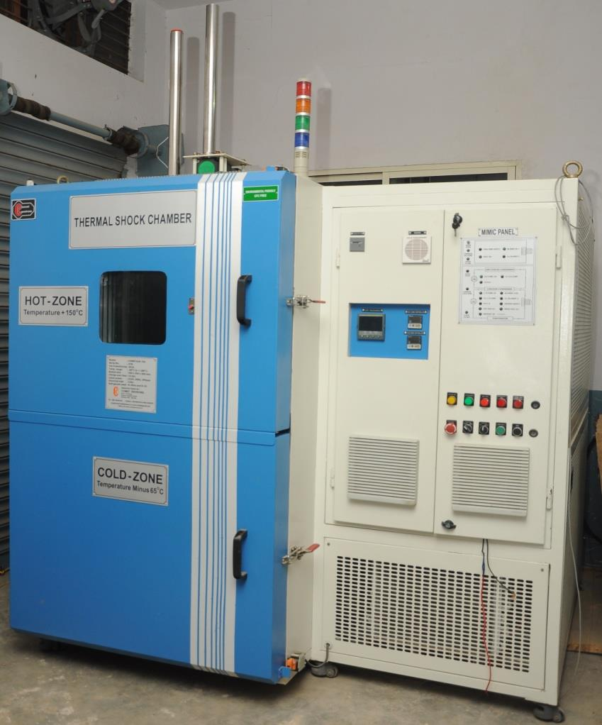 Thermal Shock Chamber - BE Analytic