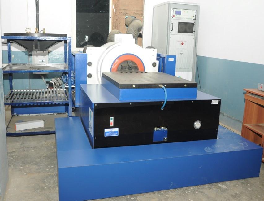 Electro Dynamic Vibration Shaker - BE Analytic